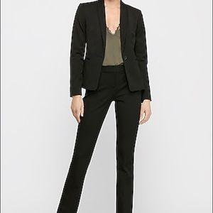 Woman's black suit